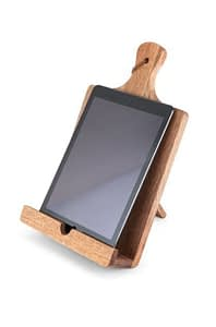 tablet holder for kitchen as a gift for cook