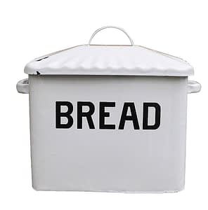 farmhouse bread bin as gift for cook