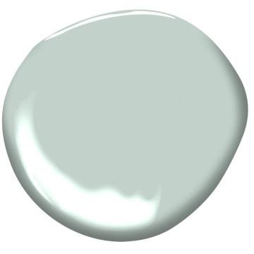 Palladian Blue paint color