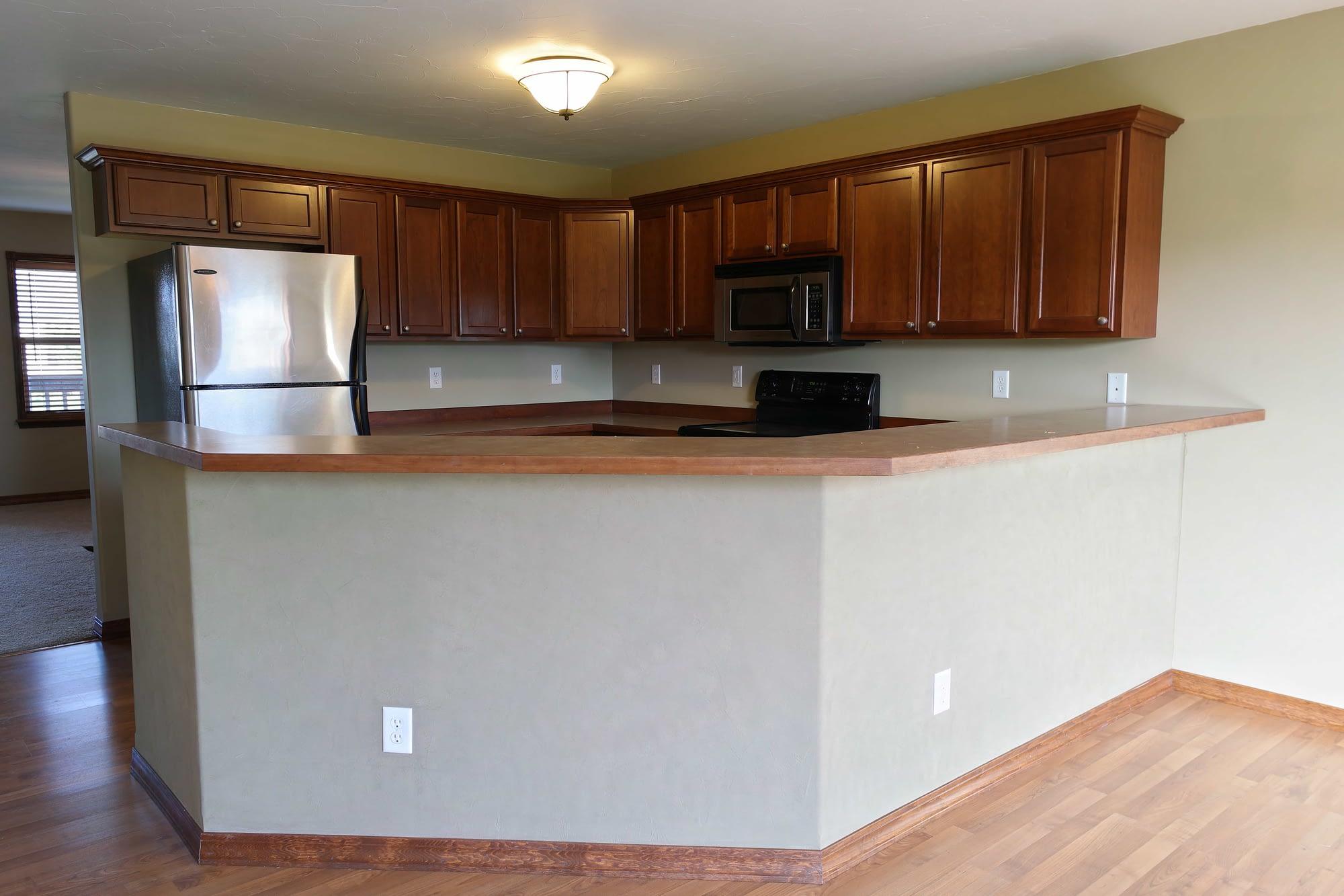 Kitchen - Before