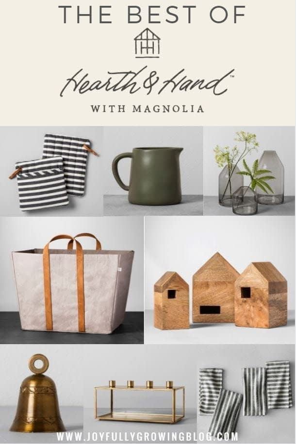 Hearth & Hand Favorites - The best items for every season!