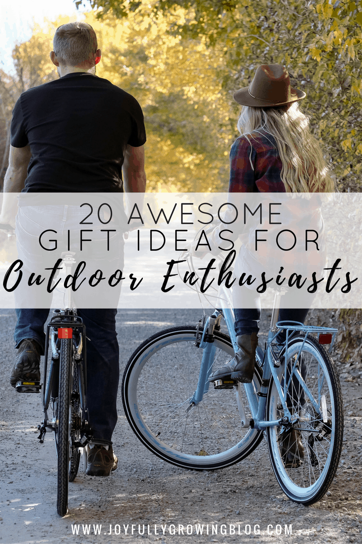 gift ideas for outdoor lovers