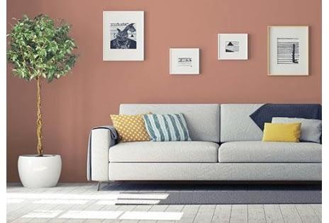 Living Room color: Big Cypress